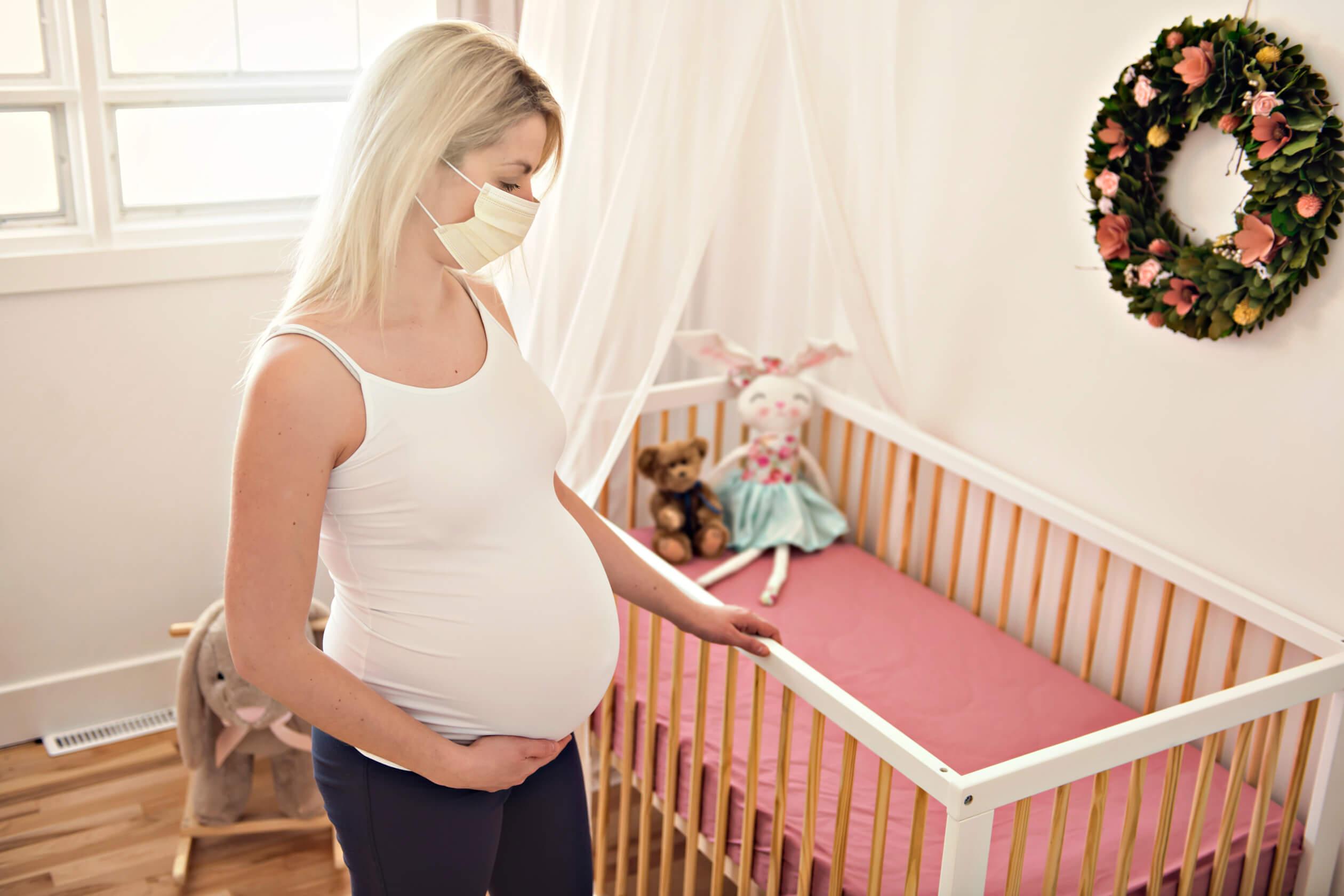 Disfrutar embarazo